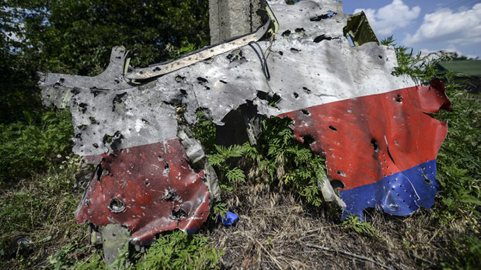 Kiev sabotaging probe into downed Malaysian plane – self-defense leader