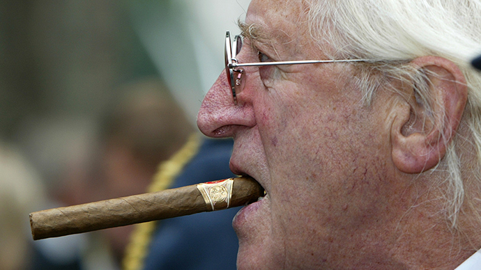 Jimmy Savile (Reuters / Paul Hackett)