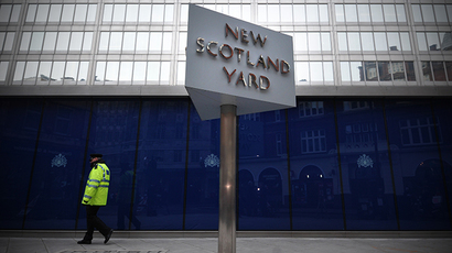 ​Met police spied on UK justice campaigns- report