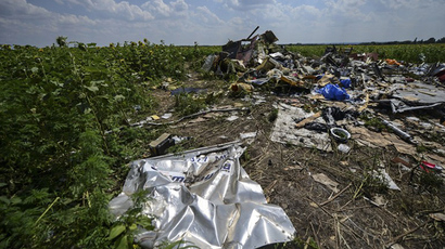 Heavy fighting in E. Ukraine prevents experts from visiting MH17 crash site
