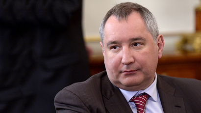 No 'iron curtain' for Russian arms industry – Rogozin