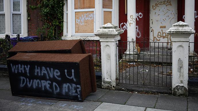 Council tax debts cripple England's poorest citizens