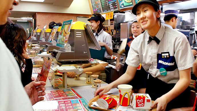 ​Russia may impose additional tax on foreign fast-food