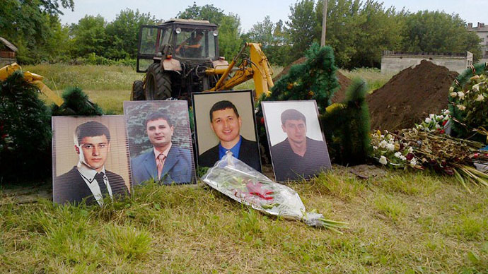 Mass grave in E. Ukraine: Terrorist torture or power cut-off in morgue?