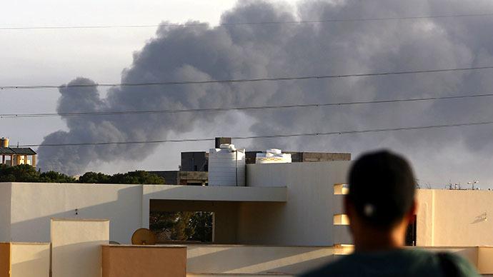 US shuts embassy in Libya's Tripoli, evacuates staff amidst clashes