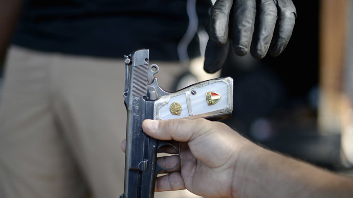 DC ban on carrying handguns is unconstitutional, federal judge says