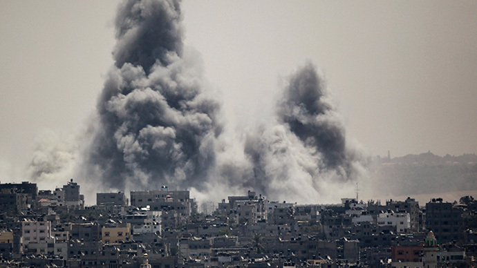 Hamas resumes shelling after agreeing to new 24-hour ceasefire