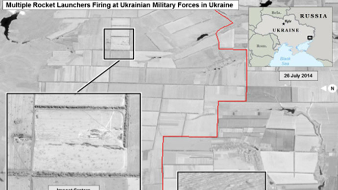 'Fake': Russian Defence Min rebuffs US sat image claims