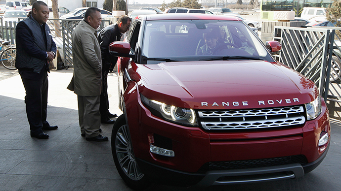 Luxury carmakers cut prices after Chinese regulatory pressure