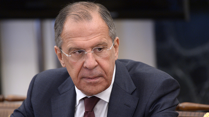 Lavrov: Hopeful MH17 crash probe will respect 'presumption of innocence'