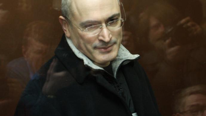 Mikhail Khodorkovsky (RIA Novosti / Andrey Stenin)