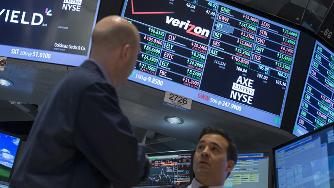 FISA court judges buying Verizon stock as they approve NSA surveillance