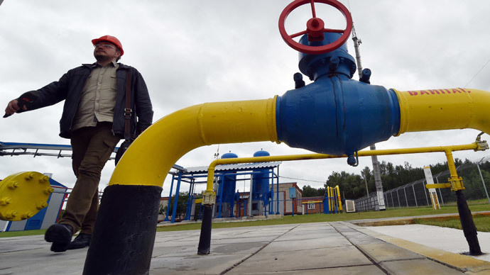 Ukraine's pipelines will lose 50% of value when South Stream starts - Naftogaz head