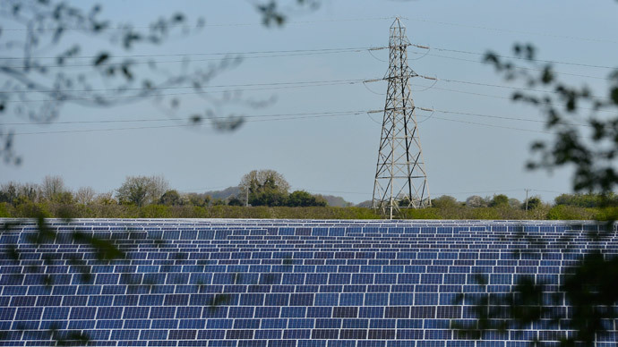 Solar panels on 500,000 UK buildings 'facing wrong way'