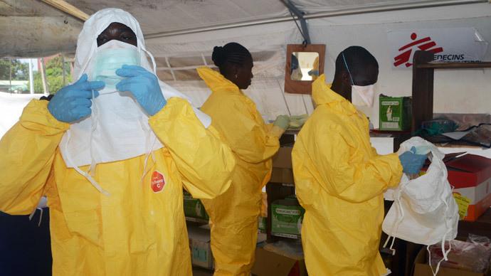 UK doctors sound alarm over potential Ebola outbreak