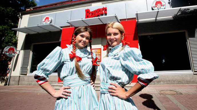 Wendy's leaves Russian market over beef with local manager