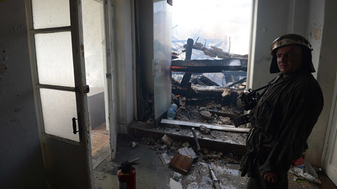 Over 30 civilians killed during two days of shelling in Gorlovka, E. Ukraine (VIDEO)