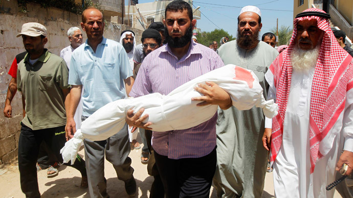 At least 100 Palestinians killed since midnight in Gaza - Health Ministry