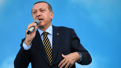 Turkey PM slams Israel for 'Hitler-like fascism'