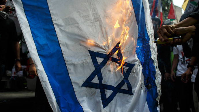 German synagogue attacked as Gaza-related death threats, hate speech surge