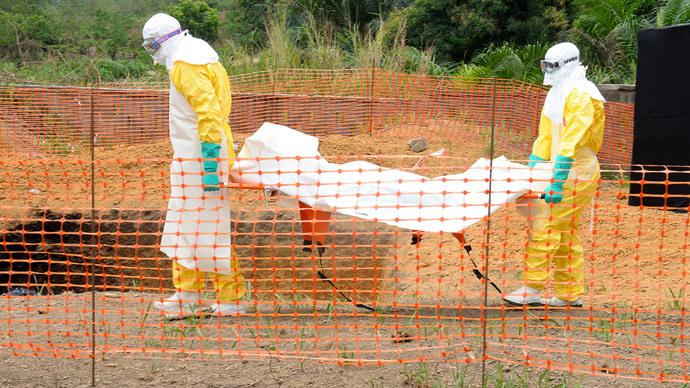 Top Ebola doctor dies of virus in Sierra Leone