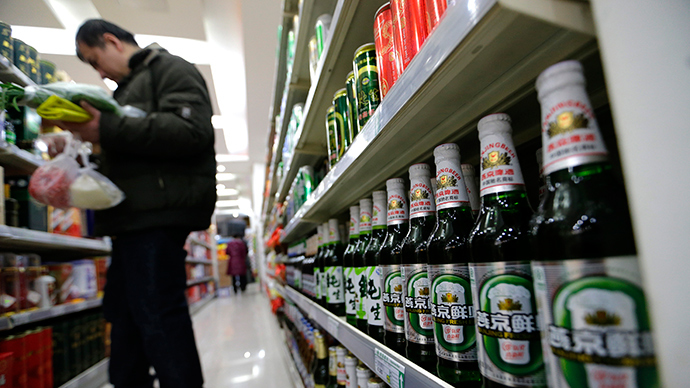 China's beer market to overtake US by 2017