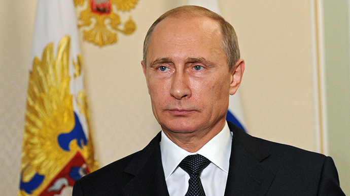Far East reporters propose Gold Star award for President Putin
