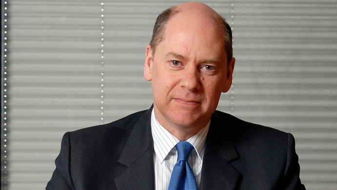 Revolving doors? Former head of MI5, Sir Johnathan Evans, is now a non-executive director at HSBC. (Photo from Wikipedia.org)