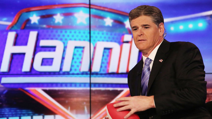 Host Sean Hannity (Paul Zimmerman/Getty Images/AFP)