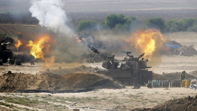 US resupplying Israel with ammunition even after condemning shelling of Gaza school
