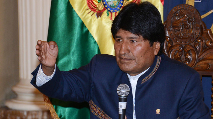 Bolivia declares Israel 'terrorist state', scraps visa exemption agreement