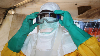 Sierra Leone 'unable to contain' Ebola outbreak