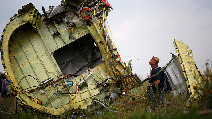 'Liable for damage': Families of Germans killed in MH17 crash to sue Ukraine
