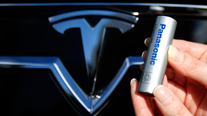 Tesla and Panasonic to establish world's biggest battery plant
