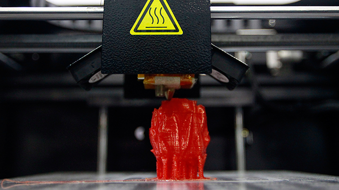 Weapons of mass production: US Army making warheads with 3D printing