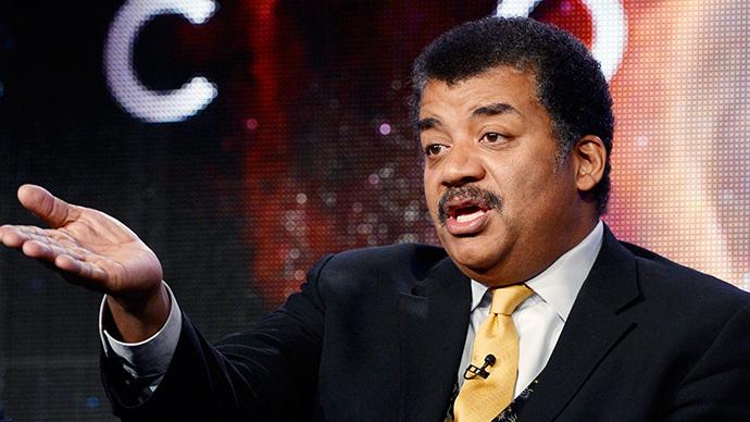 Neil DeGrasse Tyson (Reuters / Kevork Djansezian)