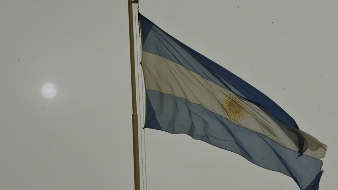 Argentina blames US authorities for triggering default