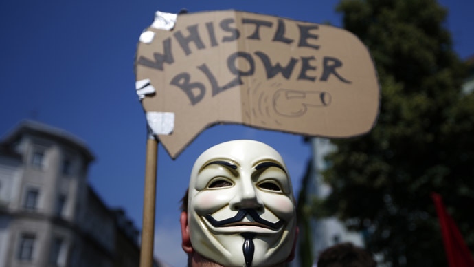 'Shocking treatment': British MPs call for whistleblower protection