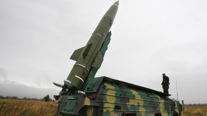 NATO flip-flops over Kiev use of ballistic missiles against militants