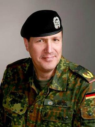 Gen. Markus Laubenthal (U.S. Army Europe)