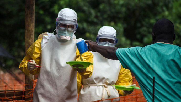 African troops deployed to contain potentially 'catastrophic' Ebola outbreak