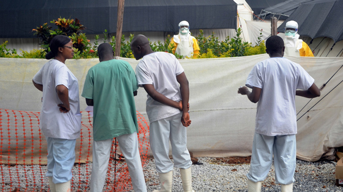 Russian virologists join battle with 'deadliest outbreak of Ebola ever'