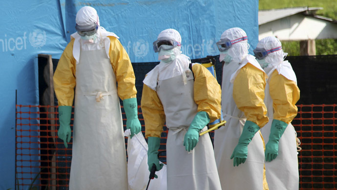 'Secret serum': Experimental Ebola drug used to treat 2 US aid workers