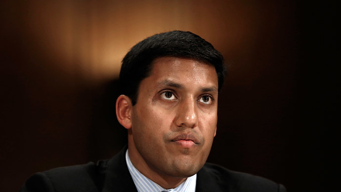 Rajiv Shah, administrator of the U.S. Agency for International Development (USAID) (Win McNamee/Getty Images/AFP)