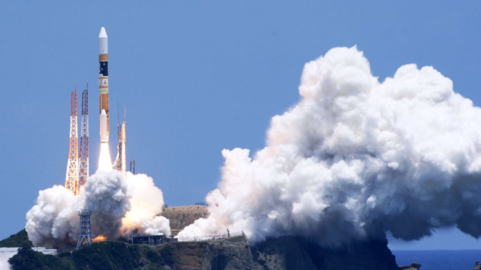 US looks to Japan space program to close Pacific communications gap