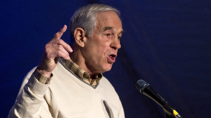 Ron Paul to Obama: Let's just leave Ukraine alone!