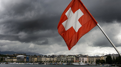 ​Switzerland mirrors EU sanctions against Russia
