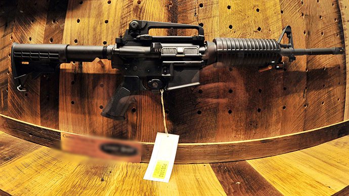 Arrested Arizonian claims bringing AR-15 into Phoenix airport was a political statement