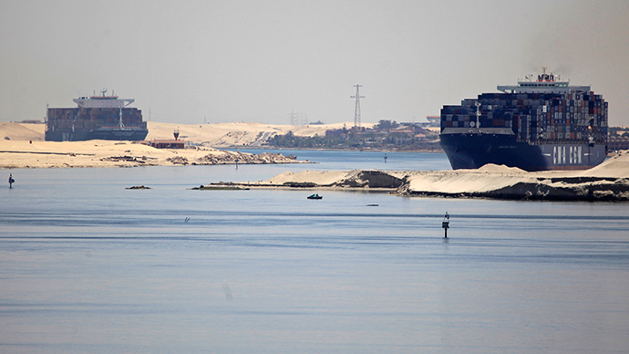Egypt to splash out $4 billion on new Suez project