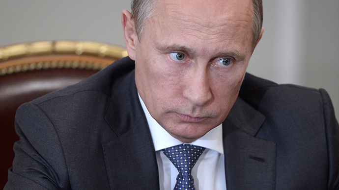 Putin bans agricultural imports from sanctioning countries for 1 year